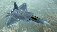 F-22A ACX Flyby 5