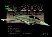 EF-2000 color Ally FRND