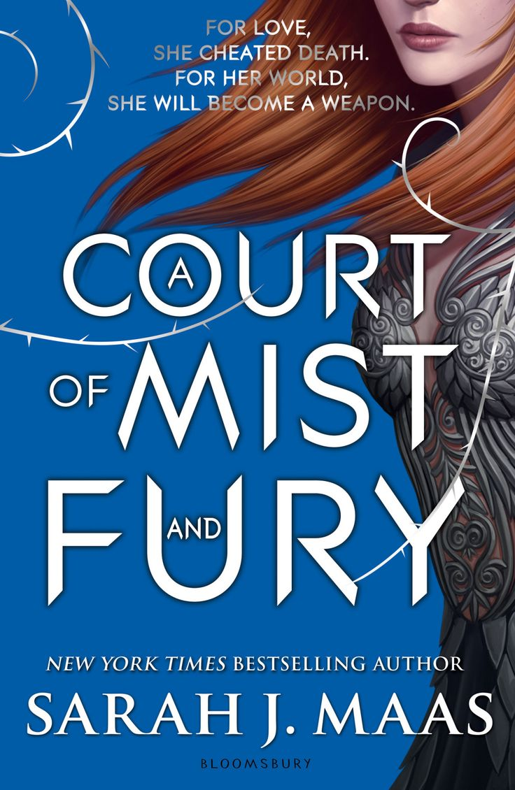 Image result for a court of mist and fury uk