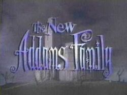 New addams title