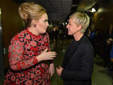 Adele-met-up-Ellen-DeGeneres-backstage