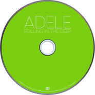 Rolling in the Deep CD Single 1