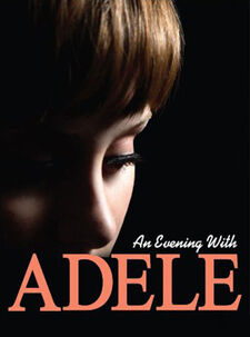 Adele 2008TourPoster