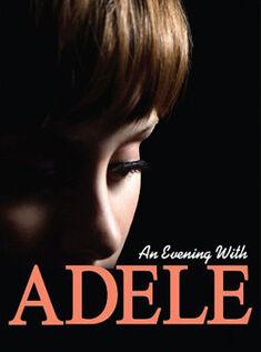 Adele 2008TourPoster