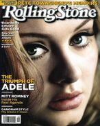 The triumph of adele rolling stone