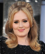 Adele oscars red carpet