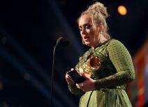 Adele grammy win 2017