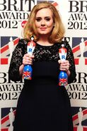 Adele brits 2