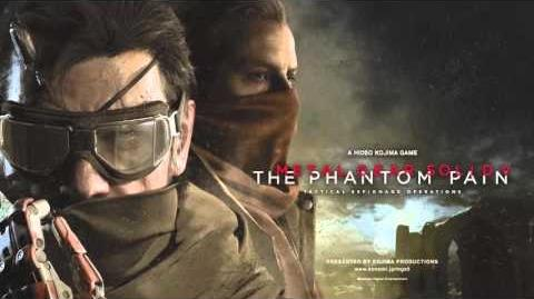 The Man Who Sold The World - Metal Gear Solid V The Phantom Pain