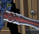 Orc War Sword