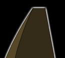 Light Leather Cloak