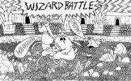 Wizard Battle Promo Art