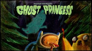 Ghost Princess Title Card