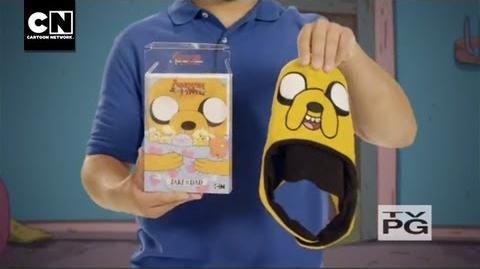 16 episode DVD Jake Hat Giftset - Get it September 17 Adventure Time Cartoon Network