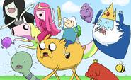 Adventure Time Chibi