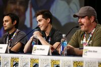 Adventure Time Panel at SDCC14 16