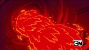 S2e21 lava flowing