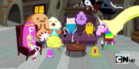Finn and Jake Movie Club
