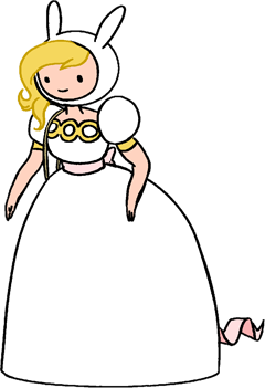File:Fionna in Dress with Purse.png