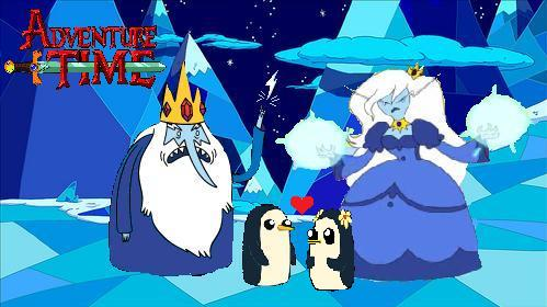 File:The ice king and ice queen.jpg