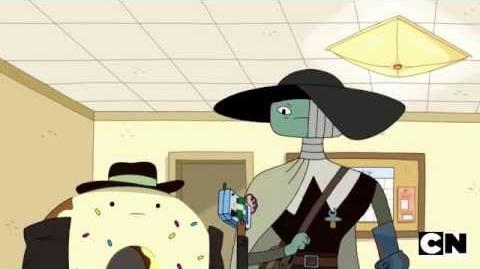 Adventure Time - Nemesis (Sneak Peek)