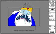 Modelsheet iceking withsharpteeth - specialpose