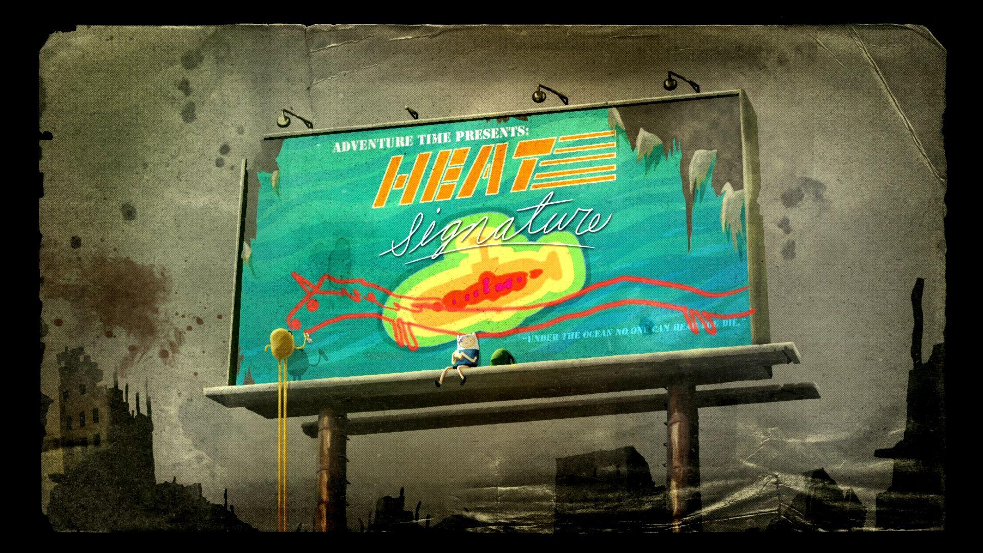 Heat Signature Episode Adventure Time Wiki Fandom