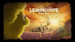 Titlecard S5E50 lemonhopepartone