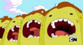 S5 e23 Banana Guards screaming.PNG