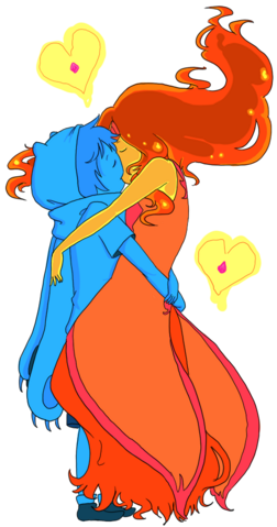 File:Finn x flame princess by xmembrillita-d59uz08.png