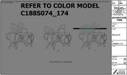 Modelsheet flyspy wingcycle