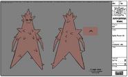 Modelsheet spikyperson2