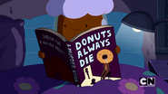S5e43 Root Beer Guy reading
