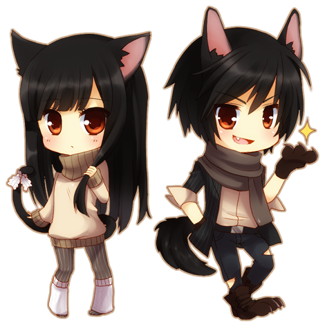 File:Famiry ayu and sai by moorina-d36d1qq.png