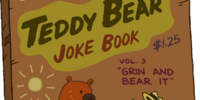 Teddy Bear Joke Book