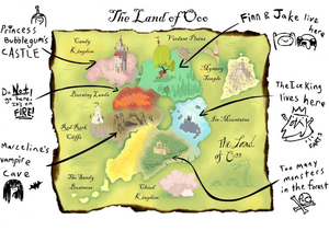 Land of ooh