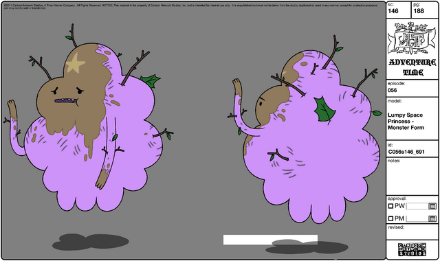 File:Modelsheet Lumpy Space Princess - Monster Form.png