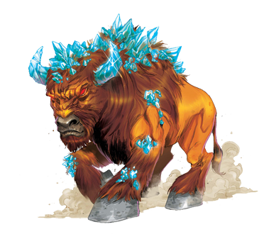 File:Giant Bison.png