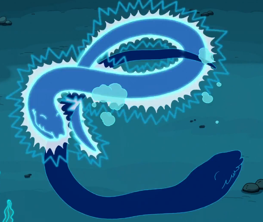 Electric Eel | Adventure Time Wiki | Fandom powered by Wikia