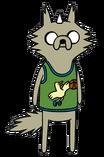 Gibbon Blank Stare
