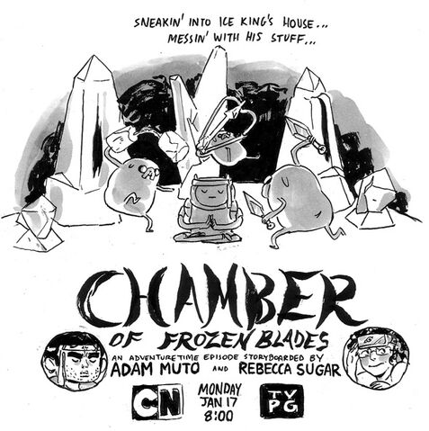 File:Chamber of the frozen blades poster.jpg
