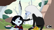 S5e14 Simon feeling Marcy's forehead