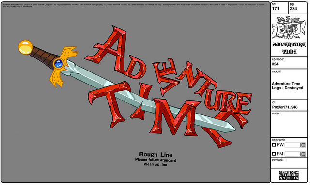 File:Modelsheet adventuretime logo - destroyed.jpg
