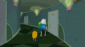 S5 e25 Finn and Jake about to bust down a door.PNG