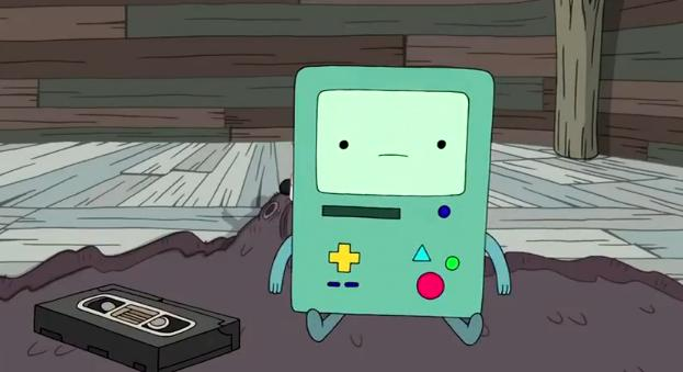 File:S3e19 BMO sitting next to a videotape.jpg