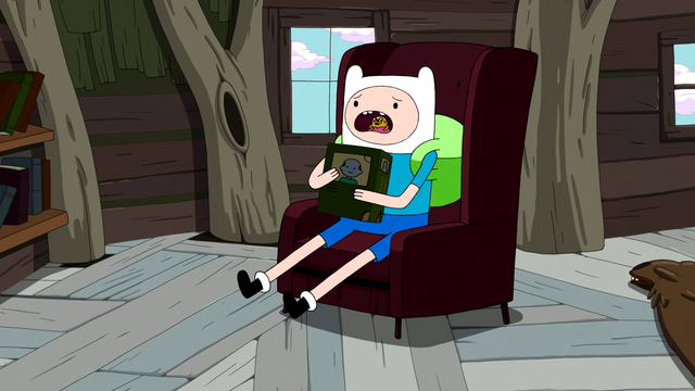 File:S5e27 Finn with book.png