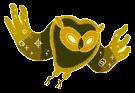 CosmicOwl DS sprite