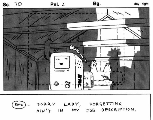 File:Storyboard s4e17 BMO in Lorraines chicken coop.jpg