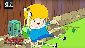 Adventure Time We're Finn and Jake Cartoon Network