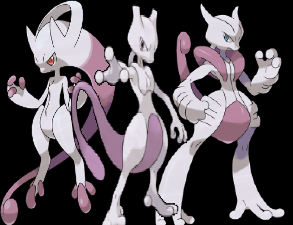 Image pokemon mewtwo x and y mega evolution by dbzgamerkingcold adventure time - Mewtwo y mega evolution ...